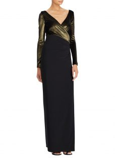 Lauren Ralph Lauren Cicero Evening Dress