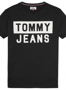 Tommy Jeans Logo Print T-Shirt