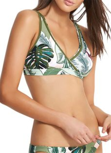 Seafolly Palm Beach Bikini Tank Top