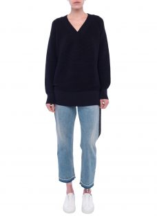 French Connection Ottoman V-Neck Jumper