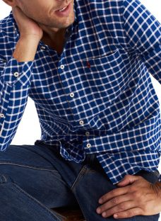 Joules Welford Oxford Check Classic Fit Shirt