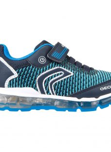 Geox Children's J Android B Laced Trainers
