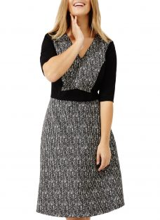 Studio 8 Albany Jacquard Dress