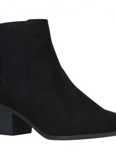 Miss KG Tina Block Heeled Ankle Chelsea Boots