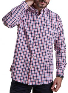 Barbour Bruce Long Sleeve Check Shirt