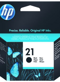 HP 21 Inkjet Cartridge Black