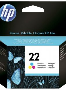 HP 22 Inkjet Cartridge