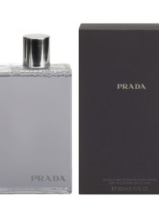 Prada Amber Pour Homme Bath and Shower Gel