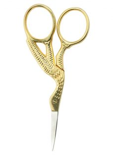 John Lewis Stork Embroidery Scissors