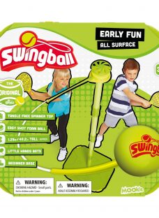 Mookie Toys Early Fun Young Children All Surface Swingball Game