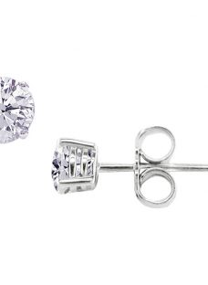 EWA Diamond Stud Earrings