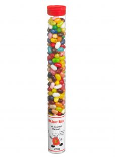 Jelly Belly Assorted Chunky Tube