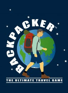 Wild Card Games Backpacker - The Ultimate Travel Game