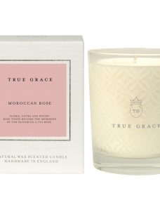 True Grace Village Moroccan Rose Classic Scented Candle