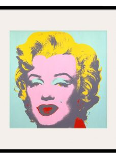 Andy Warhol- From Marilyn Green 1967