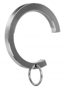 John Lewis Stainless Steel Lined Passing Rings