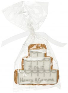 Image on Food Personalised Cake Gingerbread Biscuit