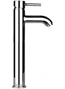 Abode Harmonie Tall Basin Mixer Bathroom Tap