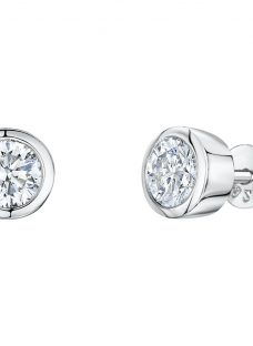 Jools by Jenny Brown 6.5mm Round Stud Earrings