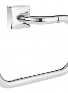 John Lewis Pure Bathroom Swing Toilet Roll Holder