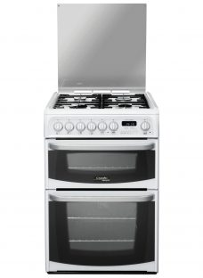 Hotpoint Cannon CH60DHWFS Dual Fuel Cooker