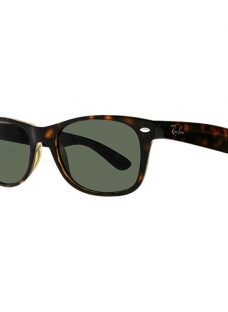 Ray-Ban RB2132 New Wayfarer Oval Sunglasses