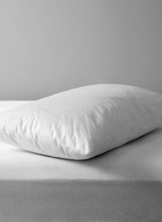John Lewis Synthetic Anti Allergen Enclosed Standard Pillow Protector