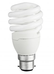 Philips 15W BC Energy Saving CFL Spiral Bulb