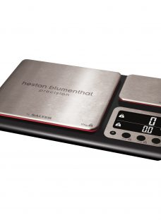 Heston Blumenthal by Salter Dual Precision Digital Scale