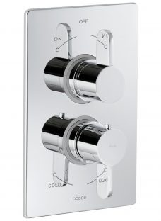 Abode Bliss Concealed Thermostatic Shower Valve