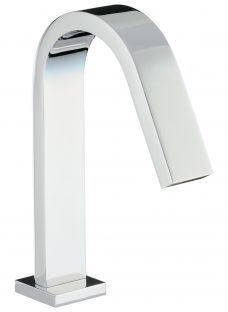 Abode Deck Mounted Bathroom Spout Tap