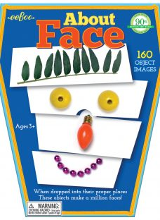 Eeboo About Face Object Game