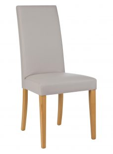 John Lewis Lydia Leather Effect Dining Chair