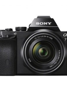 Sony A7 (Alpha ILCE-7K) Compact System Camera with 28-70mm Lens