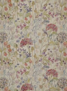 Voyage Hedgerow Linen Furnishing Fabric