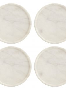 John Lewis Croft Collection Arundel Marble Coasters