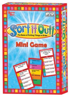 Sort It Out Mini Game