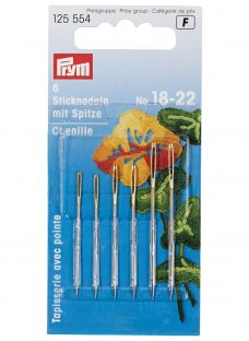 Prym Assorted Chenille Needles