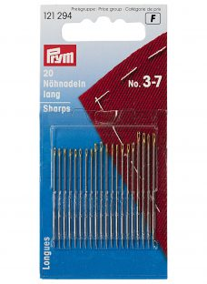 Prym Assorted Hand Sewing Needles