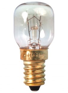 Calex 25W SES Golfball Oven Lamp