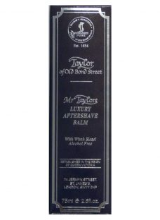Taylor of Old Bond Street Mr Taylor's Luxury Aftershave Balm