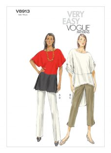 Vogue Women's Top And Trousers
