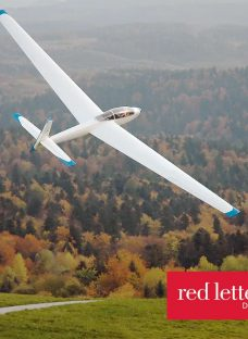 Red Letter Days Aerotow Gliding Flight