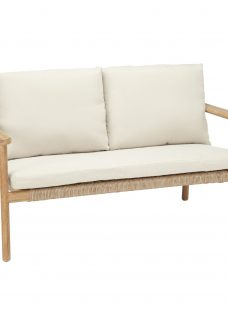 John Lewis Croft Collection Islay 2 Seater Outdoor Sofa
