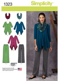Simplicity Women's Outfit Sewing Patterns