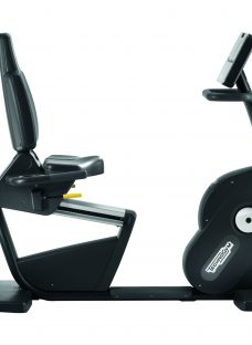 Technogym Recline Forma Exercise Bike with Training Link
