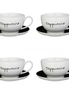 John Lewis Cappuccino Cup and Saucer