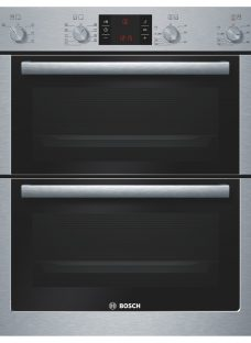 Bosch HBN53R550B Double Built-Under Electric Oven