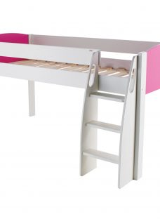 Stompa Uno S Plus Mid-sleeper Bed Frame