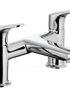 John Lewis Eden Deck Mounted Bathroom Filler Tap